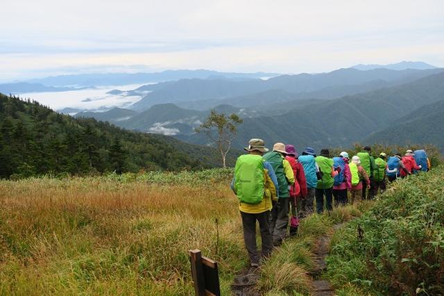 画像8: 【山旅会・登山ガイドこだわりツアー】岡田ガイドからの便り・会津駒ヶ岳にいってまいりました!(その2)