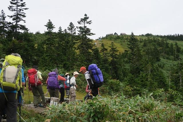 画像3: 【山旅会・登山ガイドこだわりツアー】岡田ガイドからの便り・会津駒ヶ岳にいってまいりました!(その1)