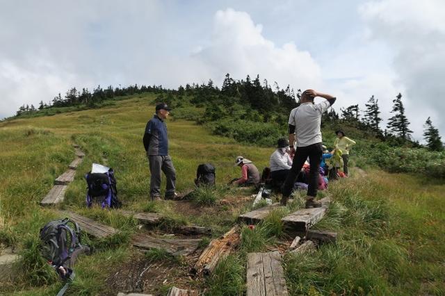 画像1: 【山旅会・登山ガイドこだわりツアー】岡田ガイドからの便り・会津駒ヶ岳にいってまいりました!(その2)