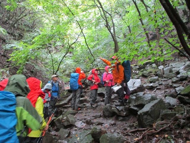 画像4: 【山旅会・登山ガイドこだわりツアー】岡田ガイドからの便り・茅ヶ岳ツアーにいってまいりました!