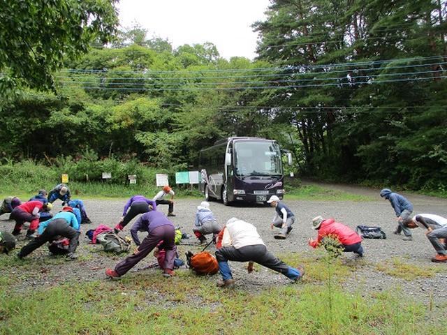 画像1: 【山旅会・登山ガイドこだわりツアー】岡田ガイドからの便り・茅ヶ岳ツアーにいってまいりました!