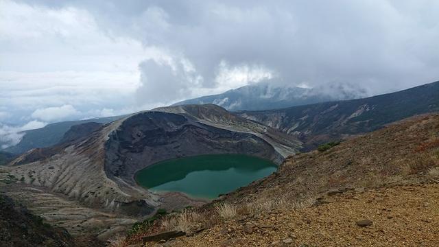 画像2: 【山旅会・登山ガイドこだわりツアー】添乗員からの便り・蔵王と栗駒山のハイキングにいってまいりました!