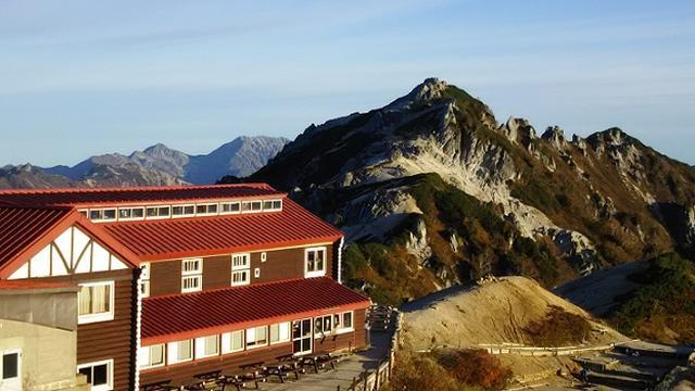 画像1: 【山旅会・登山ガイドこだわりツアー】岡田ガイドからの便り・30日からの燕岳ツアーは台風のため中止とさせていただきました