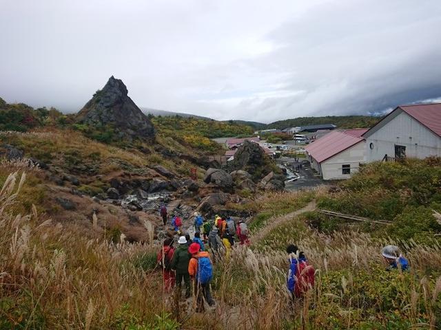 画像8: 【山旅会・登山ガイドこだわりツアー】添乗員からの便り・蔵王と栗駒山のハイキングにいってまいりました!