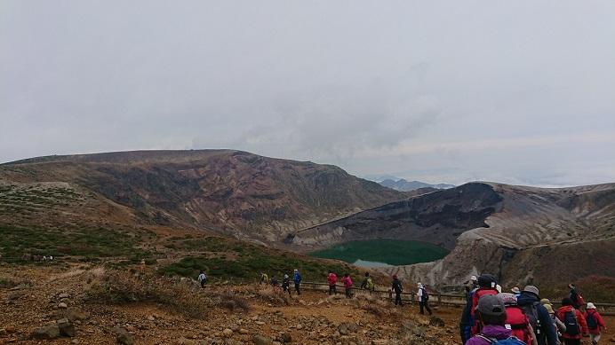 画像1: 【山旅会・登山ガイドこだわりツアー】添乗員からの便り・蔵王と栗駒山のハイキングにいってまいりました!