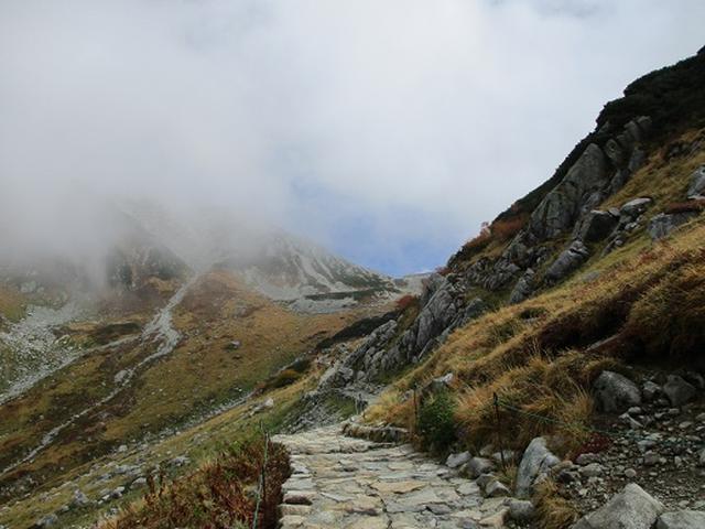 画像3: 【山旅会・登山ガイドこだわりツアー】岡田ガイドからの便り・立山雄山の下見にいってまいりました!