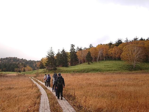 画像3: 【山旅会・登山ガイドこだわりツアー】添乗員からの便り・尾瀬沼から沼田街道
