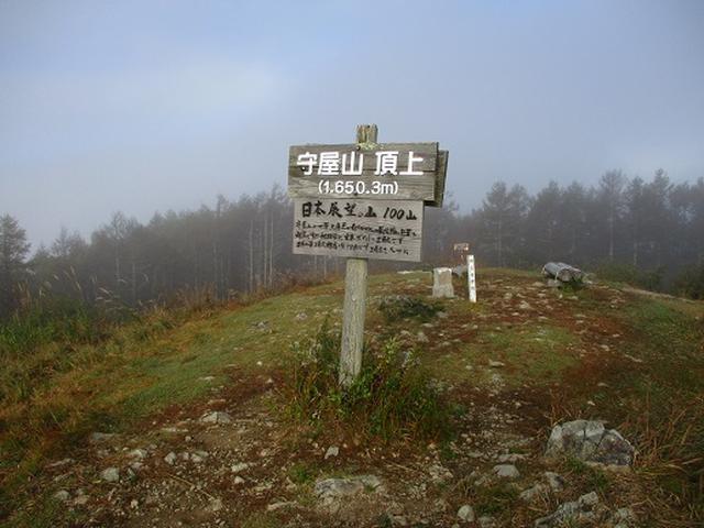 画像10: 【山旅会・登山ガイドこだわりツアー】岡田ガイドからの便り・守屋山の下見にいってまいりました!