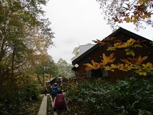 画像4: 【山旅会・登山ガイドこだわりツアー】添乗員からの便り・尾瀬燧裏林道ツアーにいってまいりました!(その1)