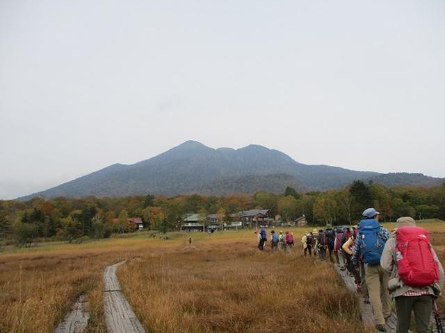 画像1: 【山旅会・登山ガイドこだわりツアー】添乗員からの便り・尾瀬燧裏林道ツアーにいってまいりました!(その2)