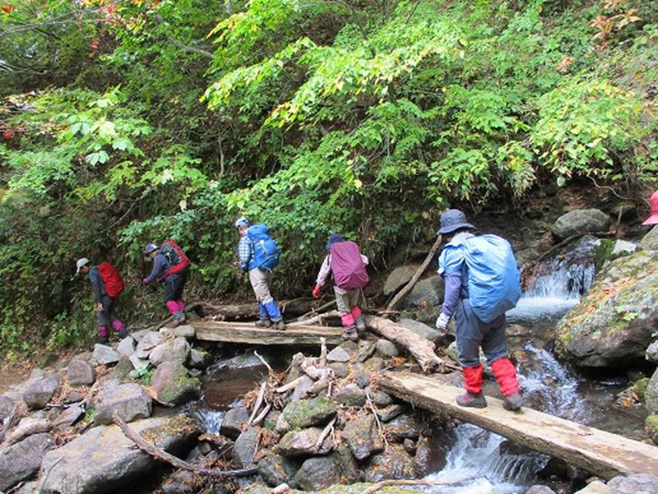 画像9: 【山旅会・登山ガイドこだわりツアー】添乗員からの便り・尾瀬燧裏林道ツアーにいってまいりました!(その2)