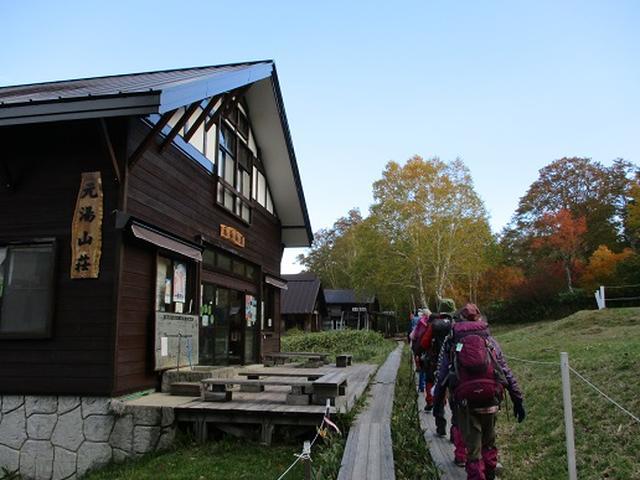 画像5: 【山旅会・登山ガイドこだわりツアー】添乗員からの便り・尾瀬燧裏林道ツアーにいってまいりました!(その2)