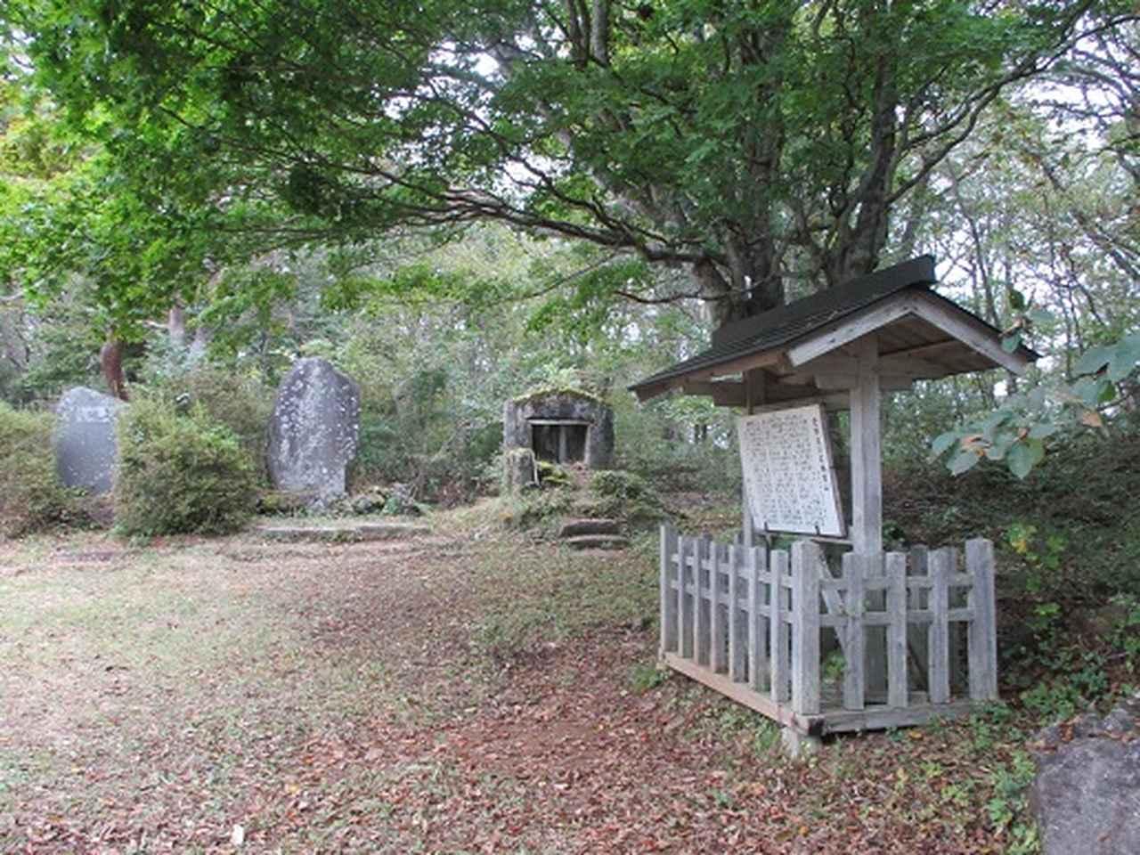 画像8: 岡田健ガイドより、霊山(りょうぜん)ツアーの直前下見報告