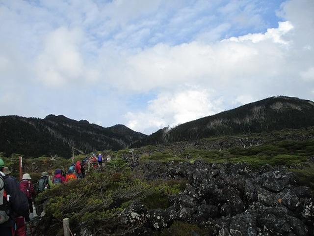 画像13: 【山旅会・登山ガイドこだわりツアー】添乗員からの便り・麦草峠から五辻、坪庭ツアーにいってまいりました!