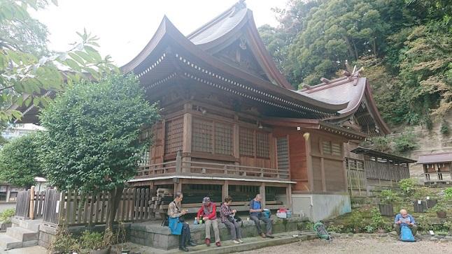 画像10: 【山旅会・登山ガイドこだわりツアー】添乗員からの便り・金沢文庫と金沢八景ツアーにいってまいりました!