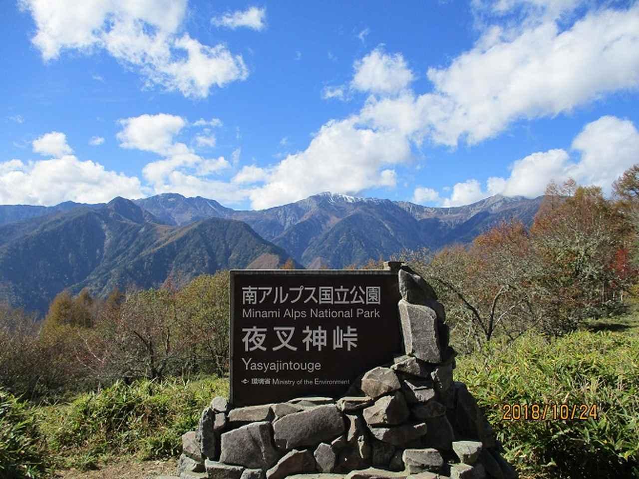 画像5: 【山旅会・登山ガイドこだわりツアー】岡田ガイドからの便り・夜叉神峠から高谷山ツアーにいってまいりました!