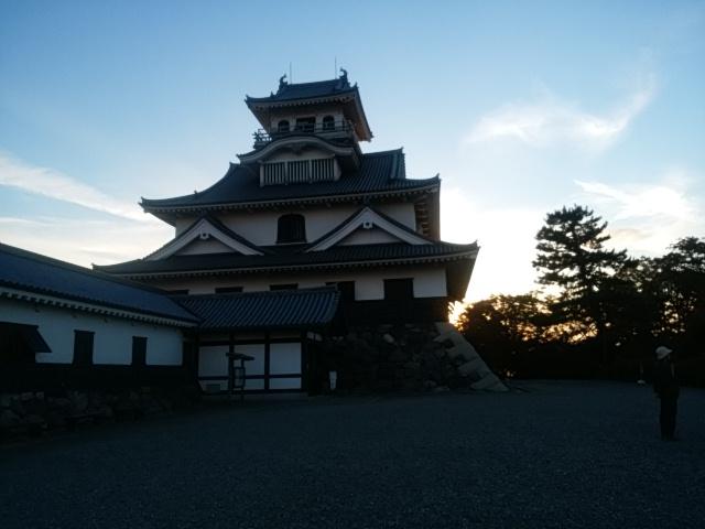 画像10: 【山旅会・登山ガイドこだわりツアー】岡田ガイドからの便り・安土城と繖(きぬがさ)山ツアーにいってまいりました!