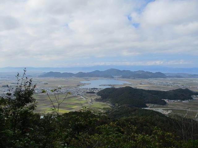 画像4: 【山旅会・登山ガイドこだわりツアー】岡田ガイドからの便り・安土城と繖(きぬがさ)山ツアーにいってまいりました!