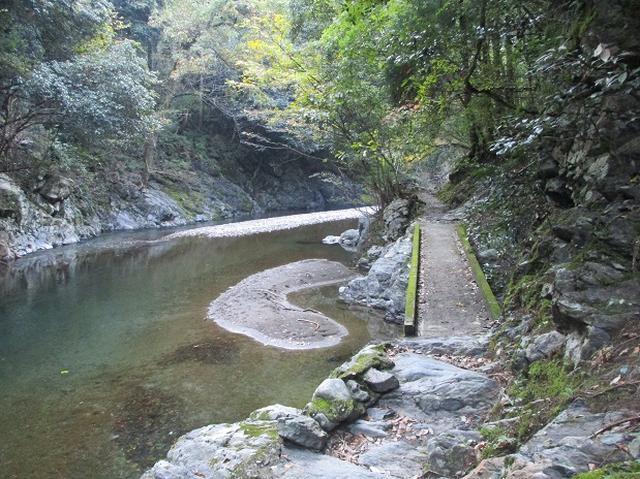 画像7: 【山旅会・登山ガイドこだわりツアー】岡田ガイドからの便り高雄から嵐山ツアーの下見にいってまいりました!