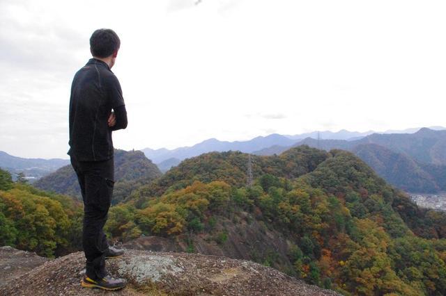 画像: 登山ガイドの窪田です! 鷲尾・齋藤:絵になるな~(感心)