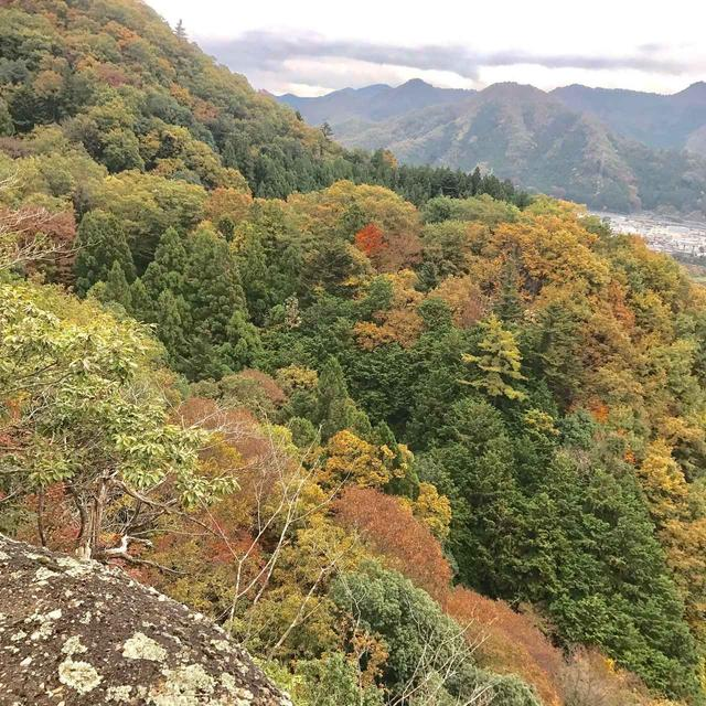 画像1: 【山あるきへの招待状】岩場歩きと手作り山ごはんin山梨県大月市・岩殿山