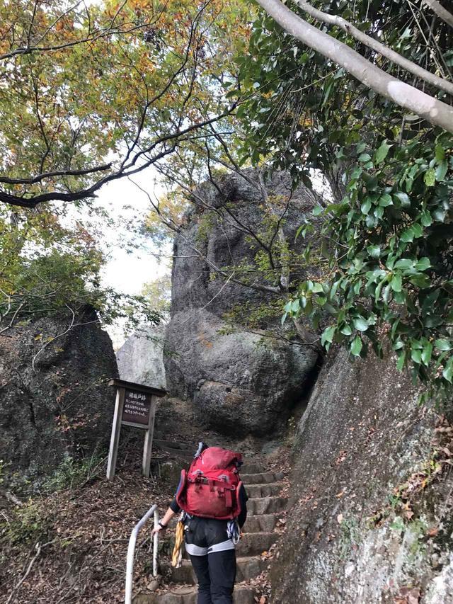 画像: もうすぐ山頂です!