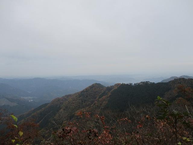 画像4: 11月22日に岡田ガイドの現地集合コースで、 戸倉三山の1つ、 臼杵山 へ行って来ました♪