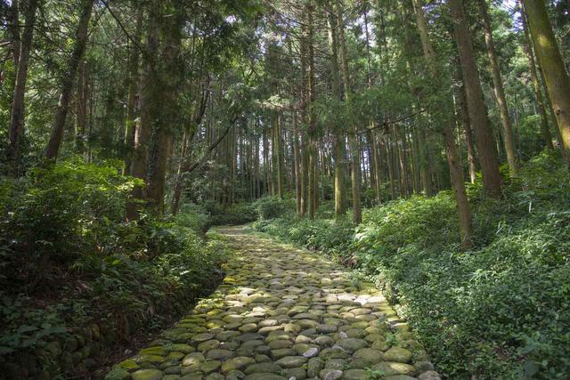 画像: 金谷坂の石畳