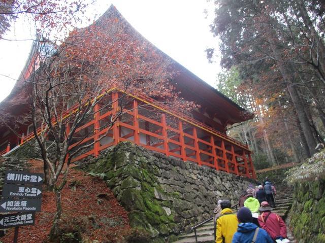 画像2: 先日11月27日より2泊3日で 山旅会 「京都」 ツアーにいってまいりました!