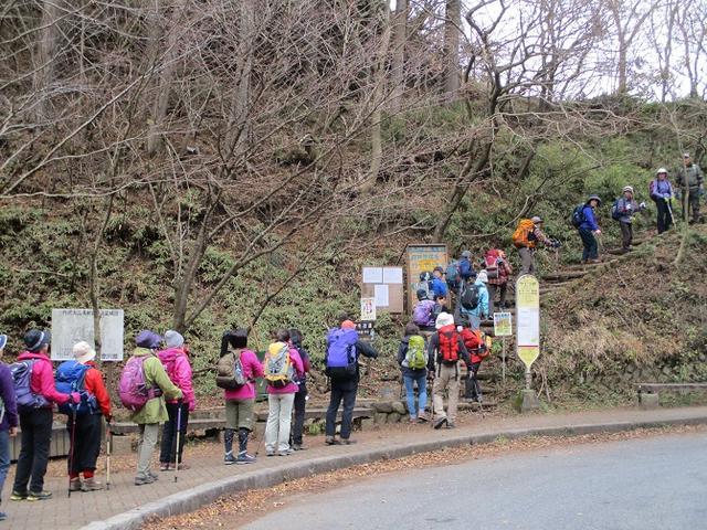 画像1: 岡田健ガイドより、山旅会「大山」ツアーのご報告
