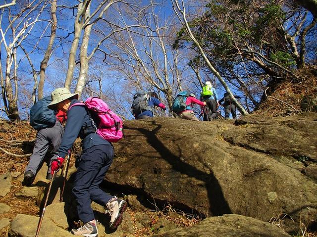 画像2: 岡田健ガイドより、山旅会「大山」ツアーのご報告