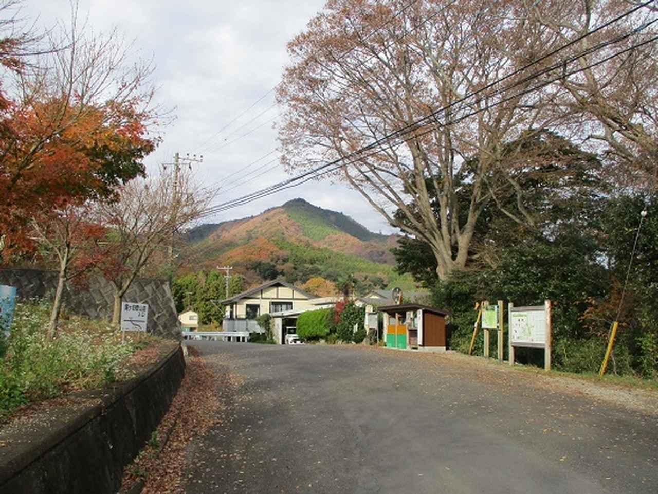 画像1: 12月の山旅会現地集合 「鐘ヶ岳」 ツアーの直前下見報告です