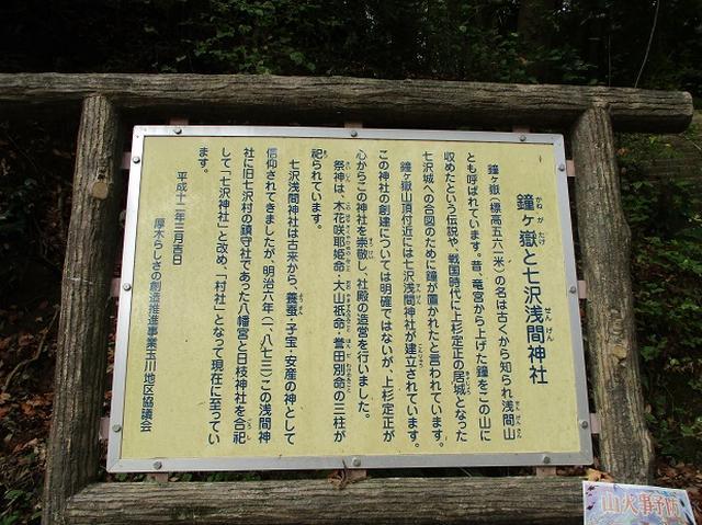 画像2: 12月の山旅会現地集合 「鐘ヶ岳」 ツアーの直前下見報告です