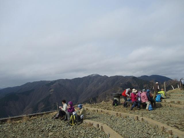 画像5: 先日12月10日に山旅会現地集合 「三ノ塔から三ノ塔尾根」 ツアーにいってまいりました!