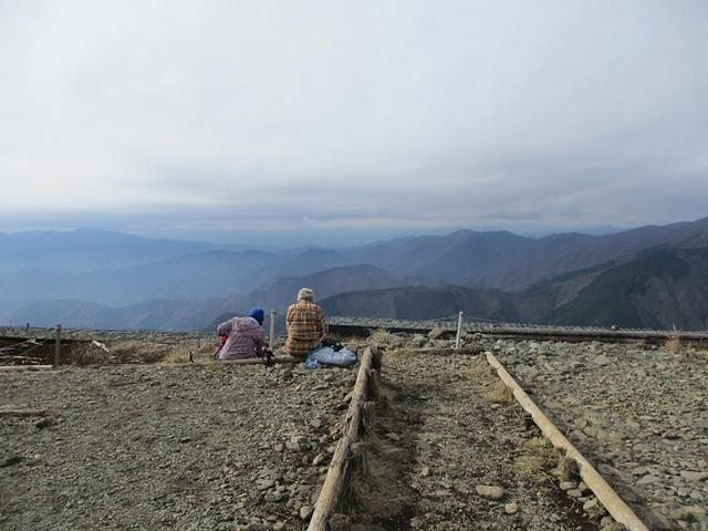 画像3: 先日12月10日に山旅会現地集合 「三ノ塔から三ノ塔尾根」 ツアーにいってまいりました!
