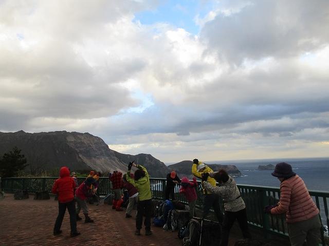 画像1: 12月11日より山旅会 「神津島」 ツアーに いってまいりました!