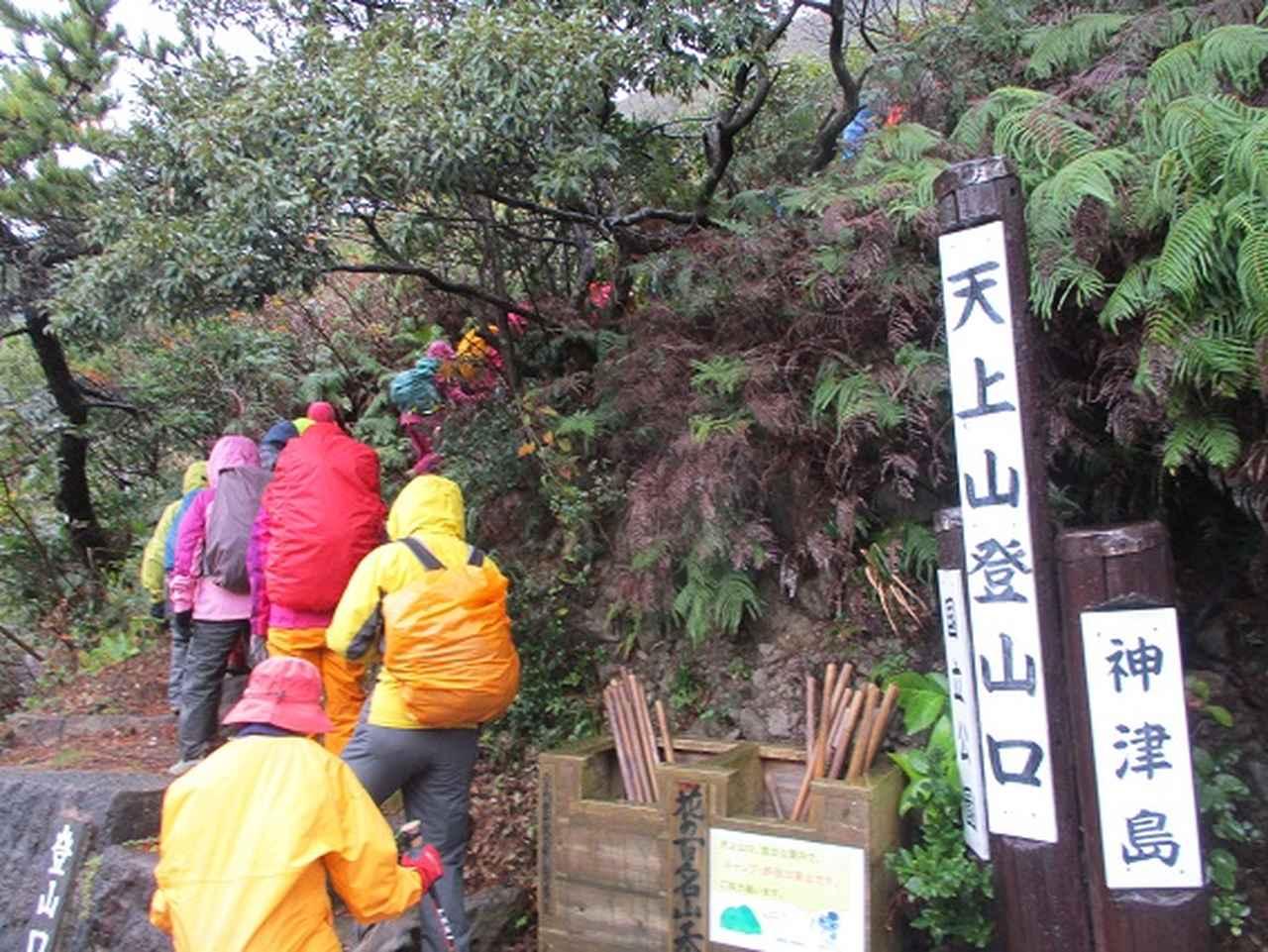 画像5: 先日12月11日より 山旅会 「神津島」 ツアーに いってまいりました!