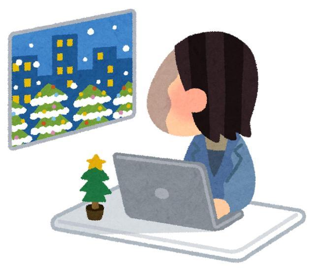画像1: 齋藤が1年で最も震える季節!「街中クリスマスムード一色」の到来