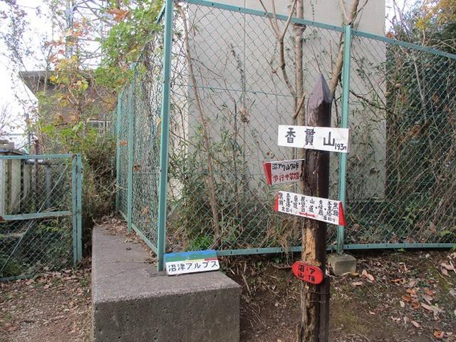 画像3: 静岡県の沼津アルプスを歩いてきました。