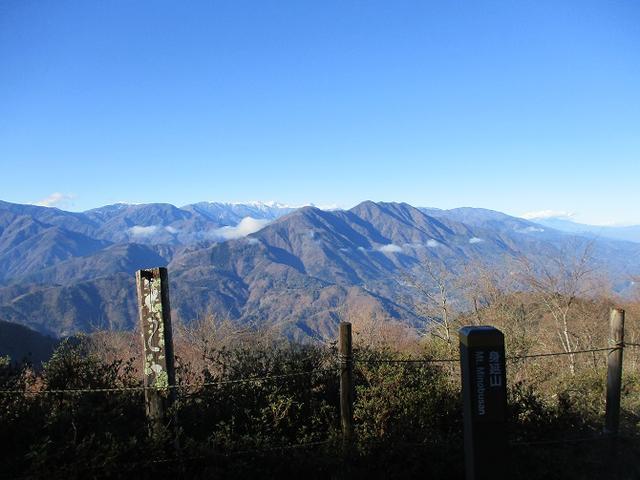 画像6: 12月17日に山旅会 「身延山」 ツアーにいってまいりました!