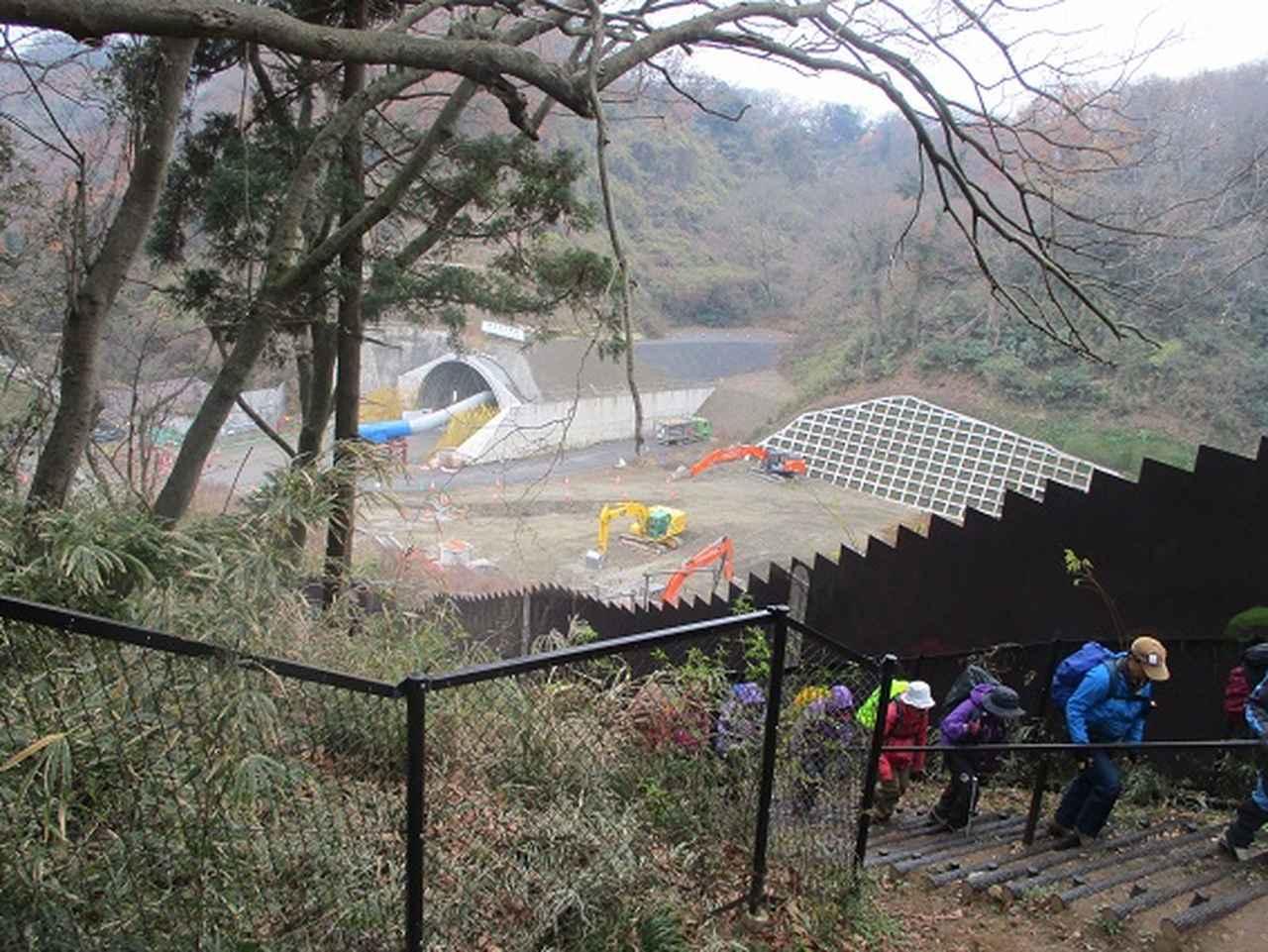 画像4: 先日12月22日に山旅会現地集合 「能見堂緑地から天園」 ツアーにいってまいりました!