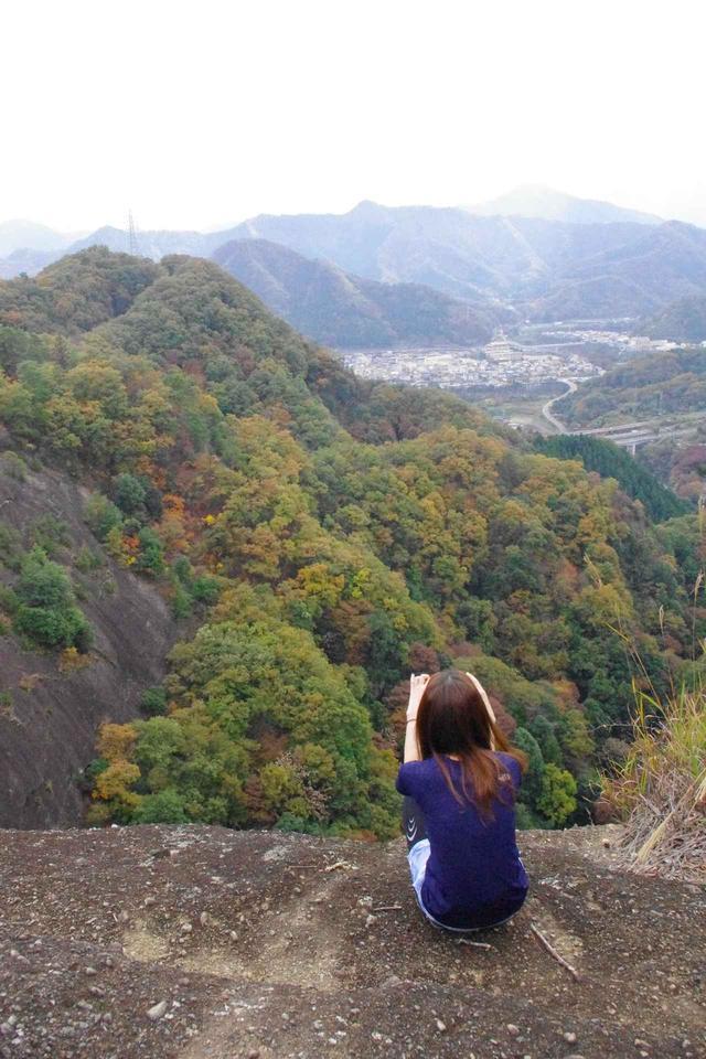 画像: 【山あるきへの招待状】岩場歩きと手作り山ごはんin山梨県大月市・岩殿山