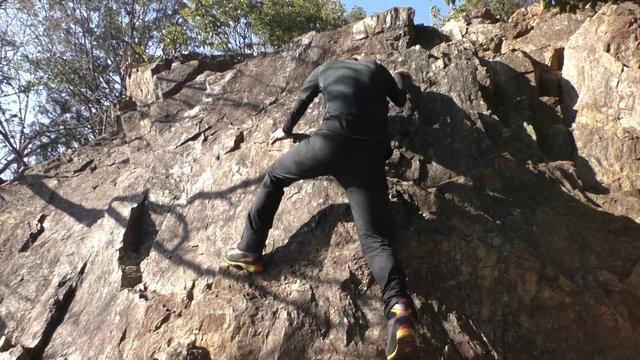 画像: 【山あるきへの招待状・番外編】岩場での身体の動かし方とロープワークの基礎
