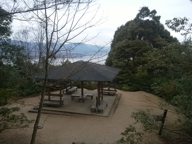 画像5: 1月の山旅会 「宮島弥山・秋吉台龍護峰・萩笠山」 ツアーの下見にいってまいりました!
