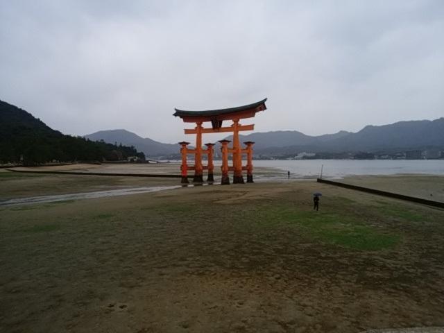 画像2: 1月の山旅会 「宮島弥山・秋吉台龍護峰・萩笠山」 ツアーの下見にいってまいりました!