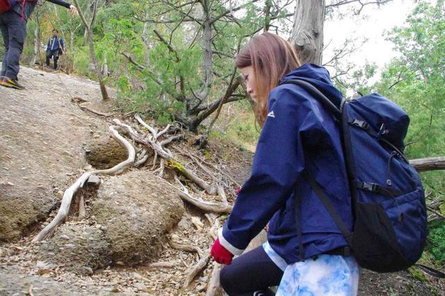 画像1: 11月:山梨県・岩殿山で岩登り体験とバーナークッキングで手づくり山ごはん★