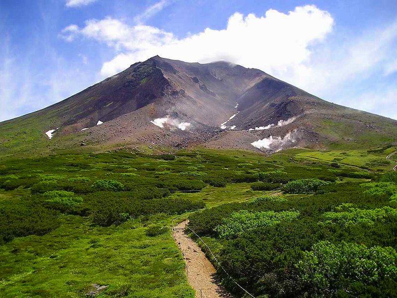 画像: 北海道大雪山ツアー特集