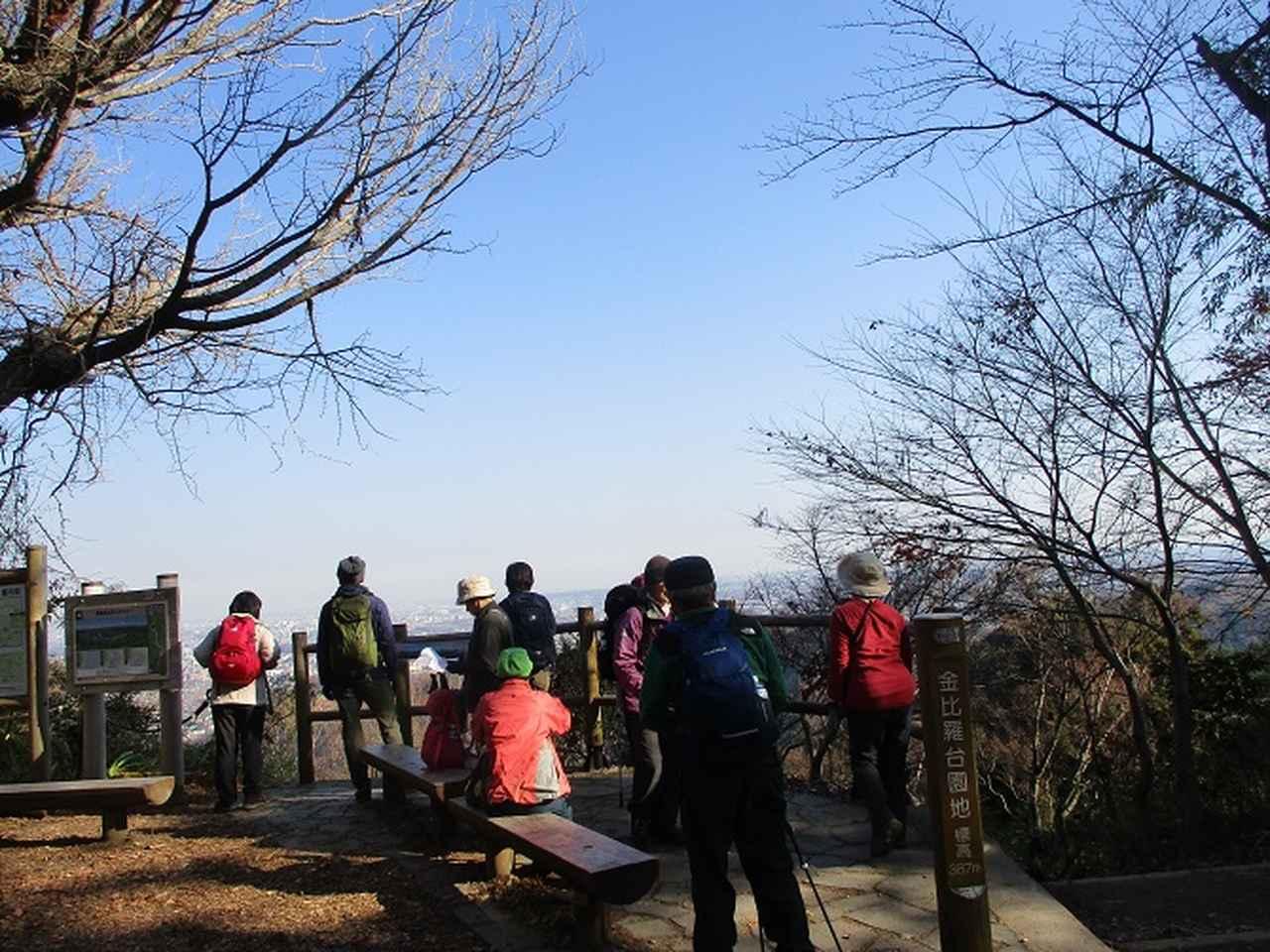 画像9: 先日12月21日に岡田ガイドのコースで 「高尾山」 へ行ってきました!