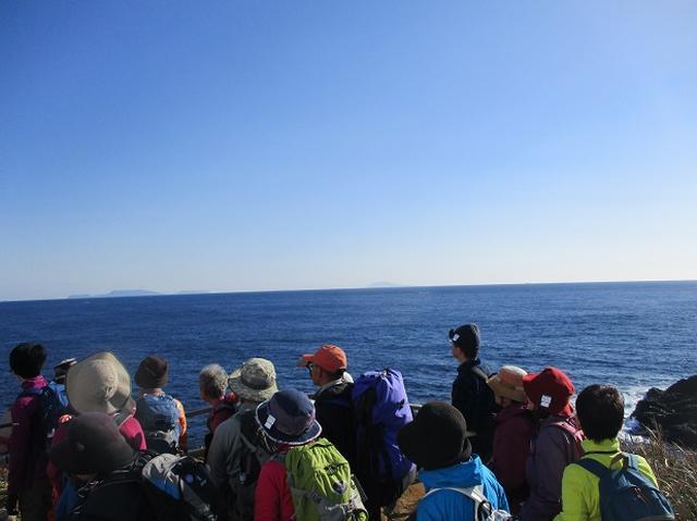 画像11: 12月27日に岡田ガイドのコースで山旅会ハイキング 「須崎遊歩道」 にいってまいりました!