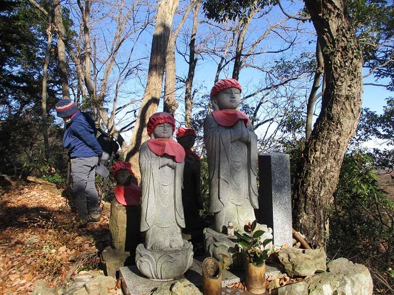 画像1: 年末年始に 山旅会現地集合 「駒木野から八王子城址」 ツアーにいってまいりました!